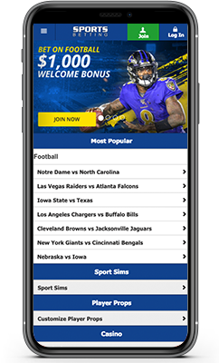 SportsBetting.ag Review – The Ultimate Bitcoin Betting Site