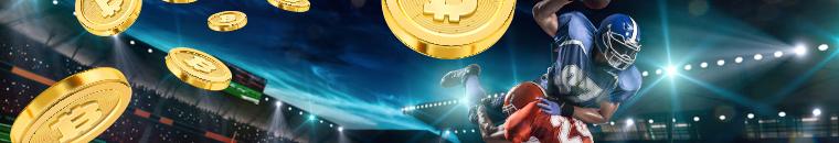 bitcoin football betting online