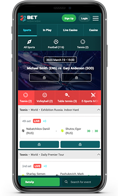 22Bet Sportsbook Review 2021 – Seamless Bitcoin Wagering