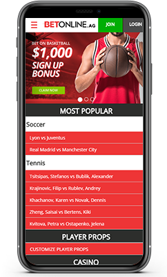 Betonline.ag Sportsbook Review 2021 – Discover Bitcoin Betting