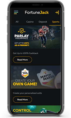 Fortunejack Sportsbook Review 2021 – Cryptocurrency Sports Betting