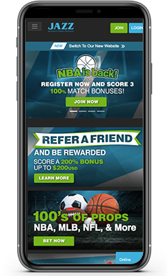 Jazz Sports Review 2021 – Quality Live Sports Betting