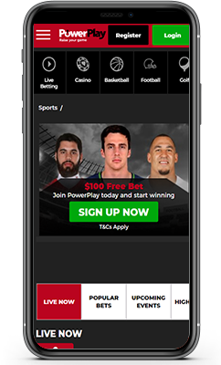 Powerplay Sportsbook Review 2021 – Place Bets With Bitcoin
